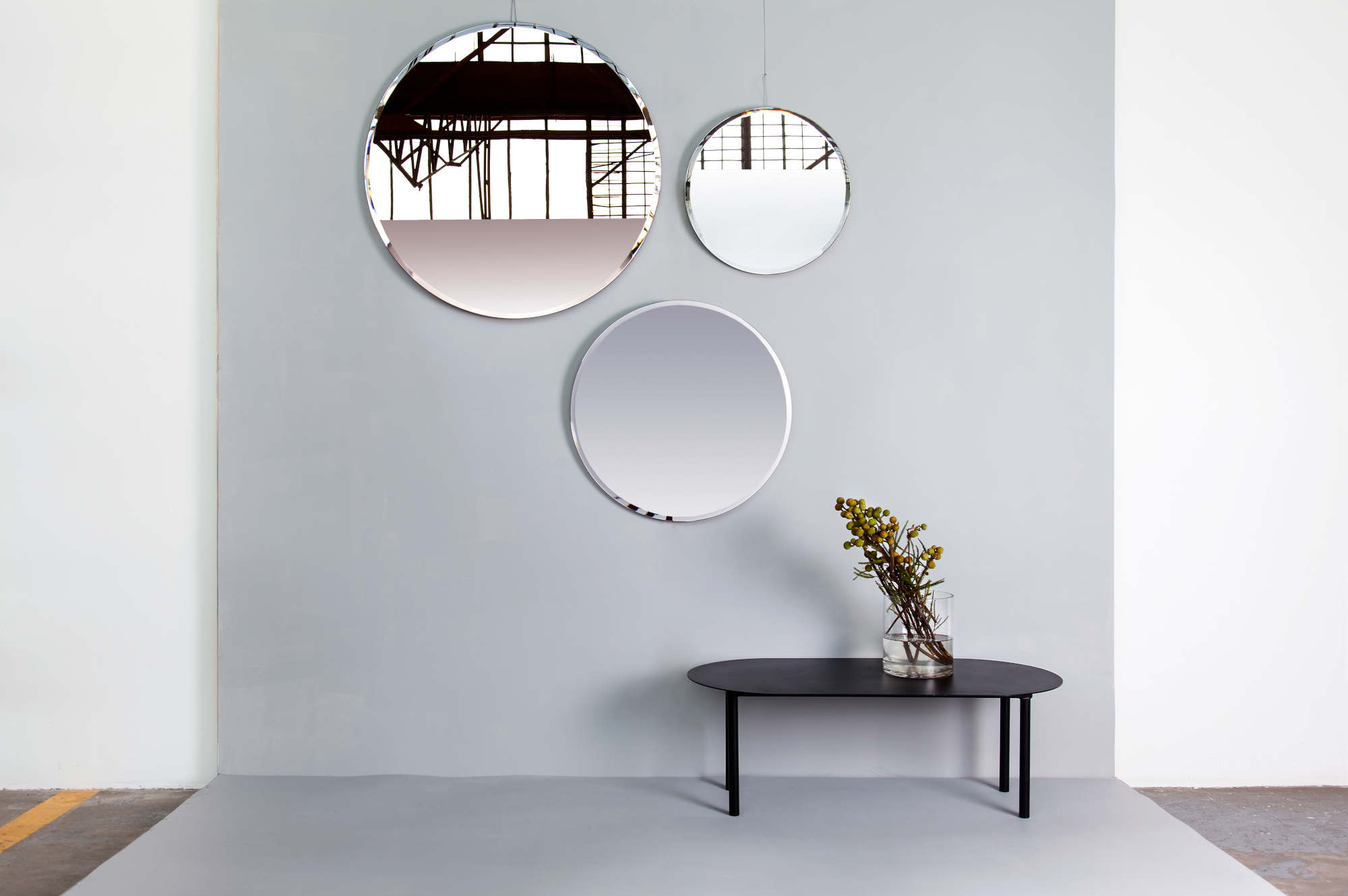 The Edwards | Bespoke Mirror | Parktown North | Jennifer Bradley